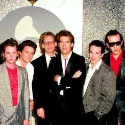 Artiestafbeelding Huey Lewis and The News