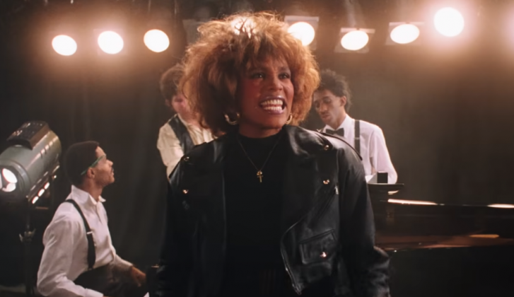 Whitney Houston in Rock And Roll Hall Of Fame