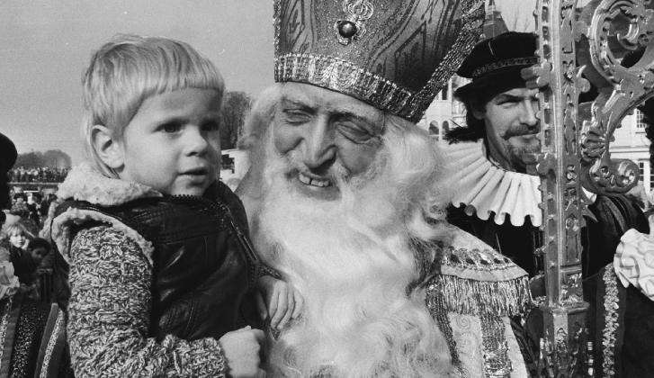 Top 4: Sinterklaas-hits