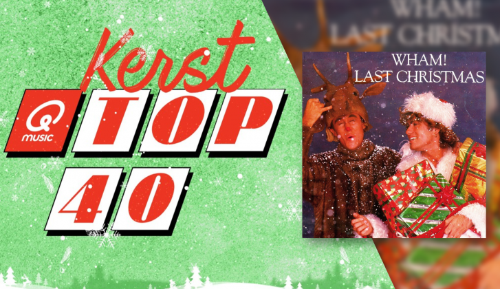 Wham! stoot Mariah Carey van nummer 1 in Kerst Top 40