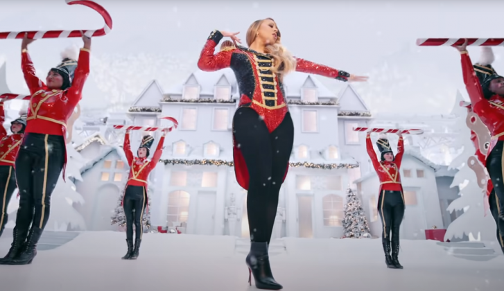All I Want For Christmas Is You meest gestreamd met kerst