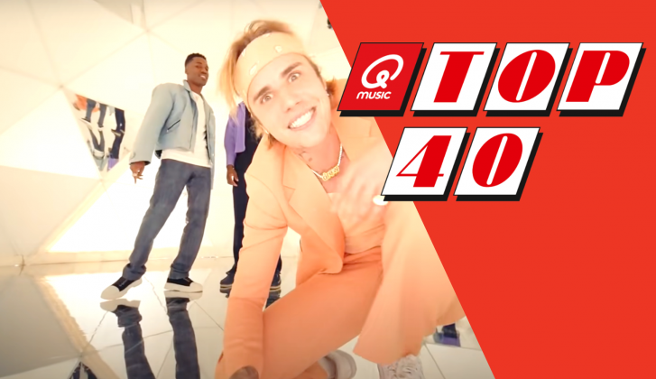Peaches schiet de top 10 van de Top 40 in