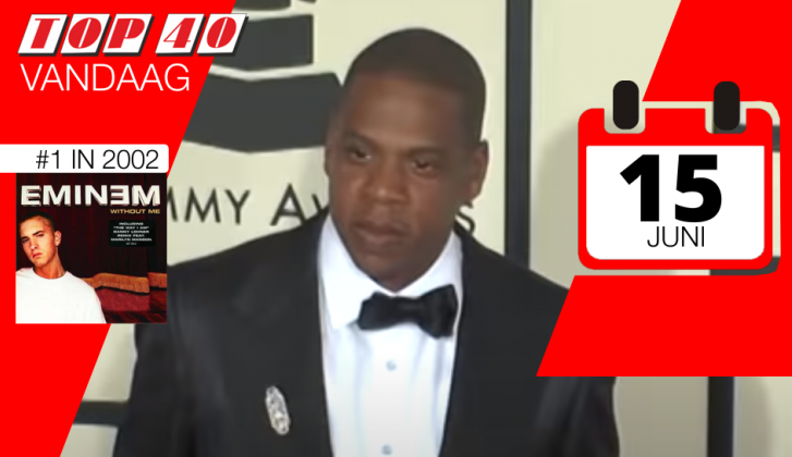 Vandaag: Jay-Z in Songwriters Hall Of Fame