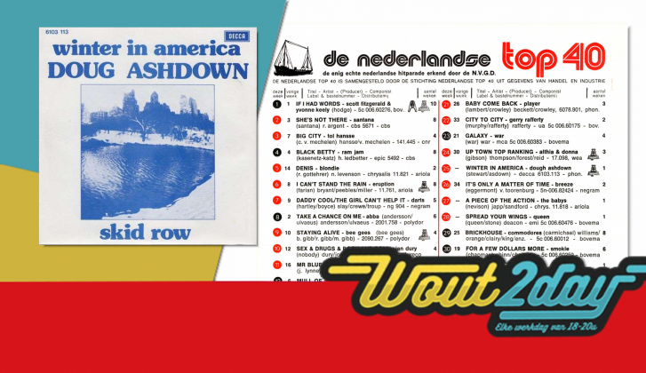 Wout2Day: 4 maart 1978