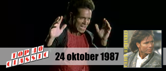 Top 40 Classic - laatste top 10-hit voor Cliff