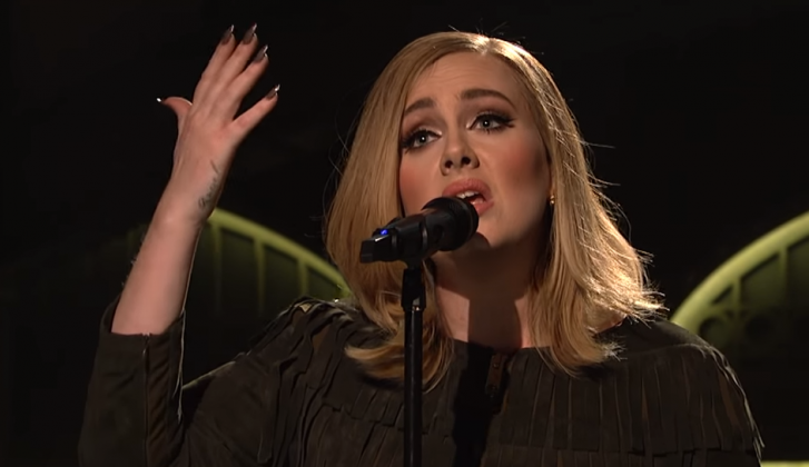 Album Adele niet in september