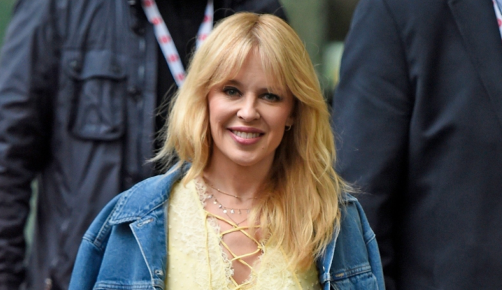 Kylie Minogue werd 'te country'