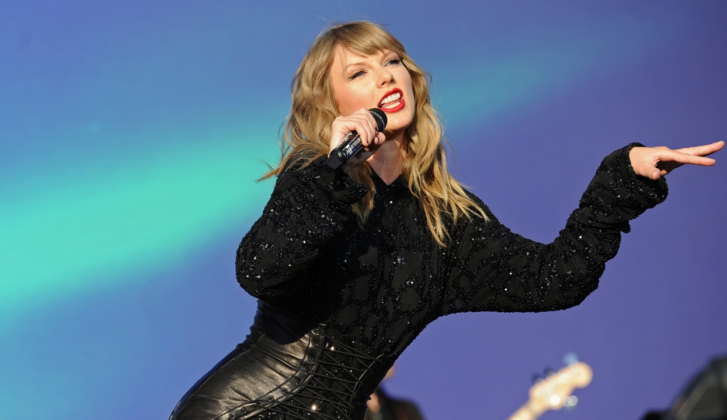 Glastonbury voor Taylor Swift