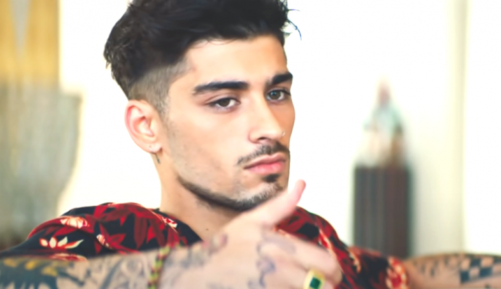 Zayn wilde niet in One Direction