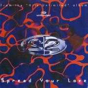 Coverafbeelding 2 Unlimited - Spread Your Love