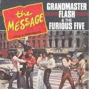 Informatie Top 40-hit Grandmaster Flash & The Furious Five - The Message