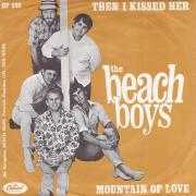Coverafbeelding The Beach Boys - Then I Kissed Her