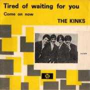 Coverafbeelding The Kinks - Tired Of Waiting For You