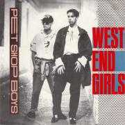 Details Pet Shop Boys - West End Girls