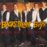Coverafbeelding Backstreet Boys - We've Got It Goin' On