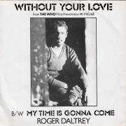 Coverafbeelding Roger Daltrey - Without Your Love