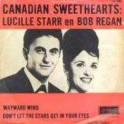 Coverafbeelding Canadian Sweethearts: Lucille Starr en Bob Regan - Don't Let The Stars Get In Your Eyes