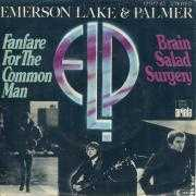 Coverafbeelding ELP : Emerson Lake & Palmer - Fanfare For The Common Man