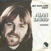 Coverafbeelding Alan David - Get Your Love Right