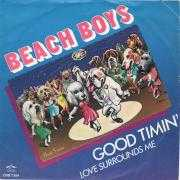 Coverafbeelding Beach Boys - Good Timin'