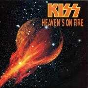 Coverafbeelding Kiss - Heaven's On Fire