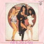 Coverafbeelding Vanity 6 - He's So Dull