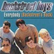 Coverafbeelding Backstreet Boys - Everybody (Backstreet's Back)