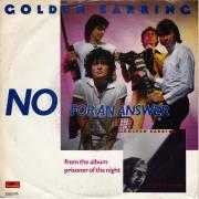 Coverafbeelding Golden Earring - No For An Answer