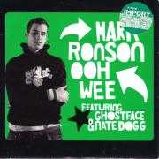 Coverafbeelding Mark Ronson featuring Ghostface Killah & Nate Dogg - Ooh Wee