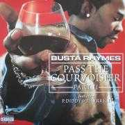 Coverafbeelding Busta Rhymes featuring P. Diddy & Pharrell - Pass The Courvoisier Part II