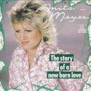 Coverafbeelding Anita Meyer - The Story Of A New Born Love