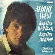 Coverafbeelding Albert West - Together We'll Rock, Together We'll Roll