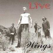 Coverafbeelding Live - Wings