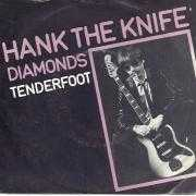 Coverafbeelding Hank The Knife - Diamonds