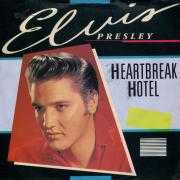 Coverafbeelding Elvis Presley - Heartbreak Hotel