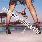 Coverafbeelding Robbie Williams - No Regrets