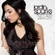 Coverafbeelding Jordin Sparks - duet with Chris Brown - No air