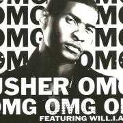 Coverafbeelding Usher featuring Will.I.Am - OMG