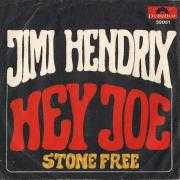 Coverafbeelding Jimi Hendrix - Hey Joe