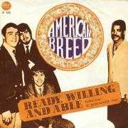 Coverafbeelding American Breed - Ready, Willing And Able