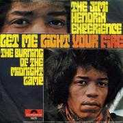 Coverafbeelding The Jimi Hendrix Experience - Let Me Light Your Fire