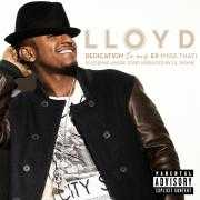 Coverafbeelding Lloyd featuring Andre 3000 narrated by Lil Wayne - Dedication to my ex (Miss That)