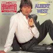 Coverafbeelding Albert West - Hot Havanna Nights