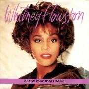 Coverafbeelding Whitney Houston - All The Man That I Need