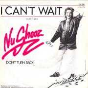 Details Nu Shooz - I Can't Wait - Dutch Mix