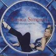 Coverafbeelding Jessica Simpson - I Think I'm In Love with you
