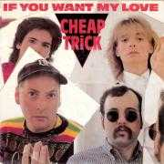 Details Cheap Trick - If You Want My Love