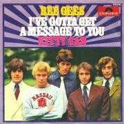Coverafbeelding Bee Gees - I've Gotta Get A Message To You