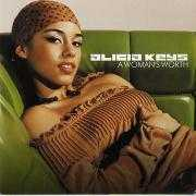 Coverafbeelding Alicia Keys - A Woman's Worth