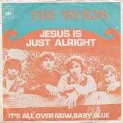 Coverafbeelding The Byrds - Jesus Is Just Alright